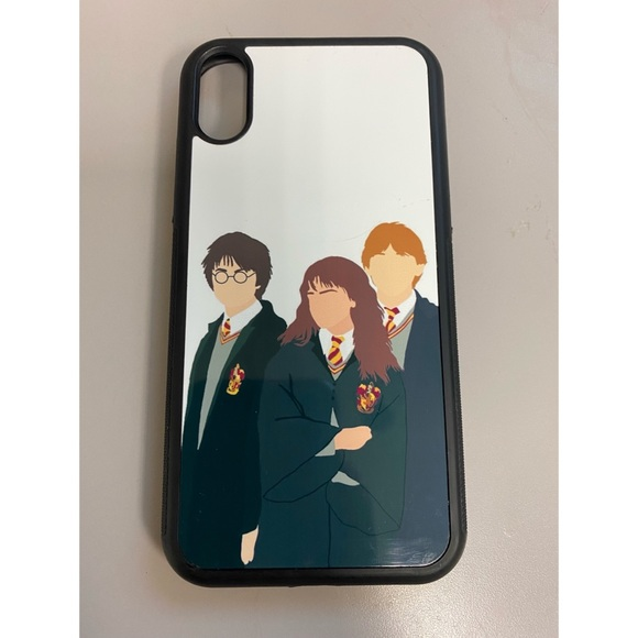 Harry Potter iPhone XR case
